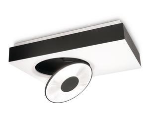 """Bodové svítidlo """"Circulis Black III"""", 20 x 27 x 19 cm"""