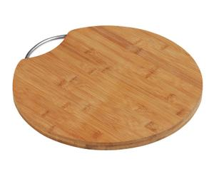 "Prkénko ""Bamboo Round"", Ø 34, tl. 2 cm"
