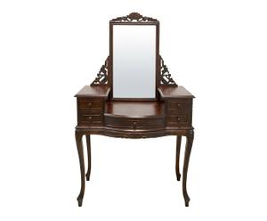 """Toaletní stolek """"Raven"""", 45 x 85 x 150 cm"""