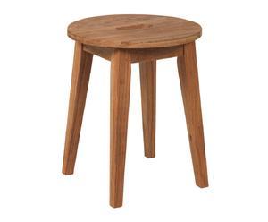 """Stolička """"Confetti Natural"""", Ø 35, výš. 45 cm"""