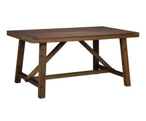 """Jídelní stůl """"Aspen"""", 95 x 160 x 76 cm"""