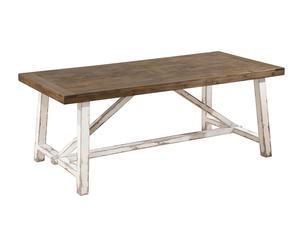 """Jídelní stůl """"Inez"""", 95 x 200 x 76 cm"""