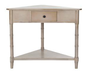 "Rohový stolek ""Caleb Vintage"", 43 x 84 x 71 cm"