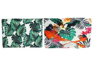 "Sada 2 povlaků na polštář ""Jungle II"", 50 x 30 cm"