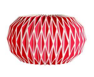 """Stínidlo na závěsné svítidlo """"Ova Red"""", Ø 44, výš. 25 cm"""