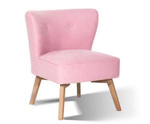 "Křeslo ""Zane Pink"", 73 x 65 x 79,5 cm"