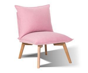 """Křeslo """"Savion Pink"""", 81 x 64 x 85 cm"""