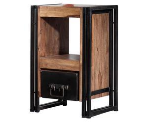 """Noční stolek """"Panama"""", 30 x 40 x 60 cm"""