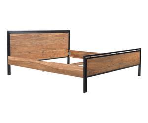 """Rám postele """"Panama"""", 207 x 194 x 91 cm"""