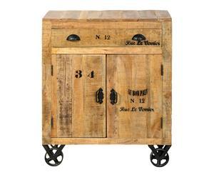 """Skříňka """"Rustic"""", 40 x 80 x 95 cm"""