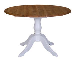 """Rozkládací stůl """"Emilia"""", Ø 120, výš. 78 cm"""