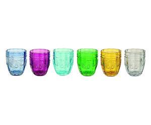 """Sada 6 sklenic """"Syrah"""", Ø 8, výš. 10 cm"""