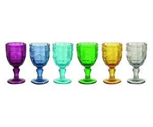 """Sada 6 skleniček """"Syrah"""", Ø 8,4, výš. 15,5 cm"""