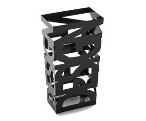 "Stojan na deštníky ""Design Negro"", 16 x 28 x 53 cm"