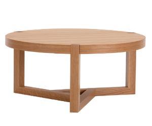 """Konferenční stolek """"Brent"""", Ø 82, výš. 36 cm"""