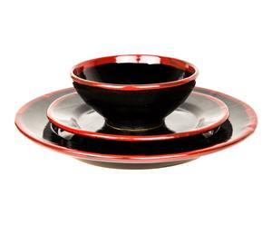 """Sada stolního nádobí """"Moza II"""", 3-dílná"""