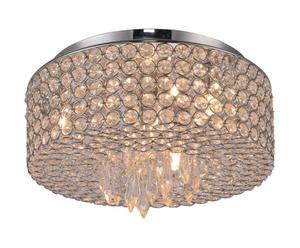 """Lampa sufitowa """"Germaine"""", Ø 30, wys. 18 cm"""