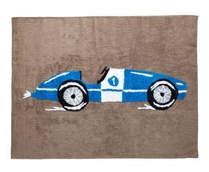 "Koberec ""Car Blue"", 160 x 120 x 5 cm"