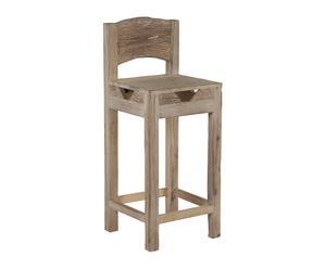 """Barová židle """"Birma"""", 40,5 x 40,5 x 103 cm"""