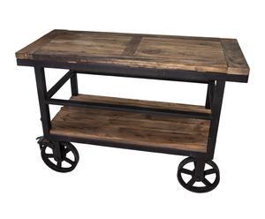 """Servírovací stolek """"Chita"""", 50 x 120 x 83 cm"""