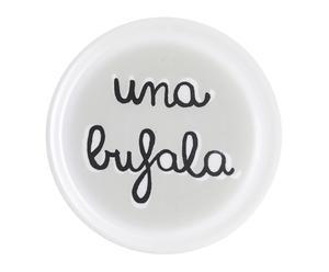 "Talíř na pizzu ""Una bufala"", Ø 31 cm"