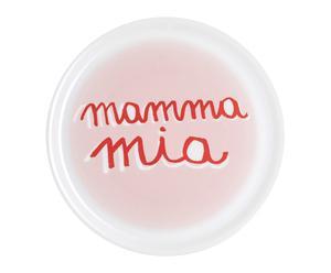 "Talíř na pizzu ""Mamma mia"", Ø 31 cm"