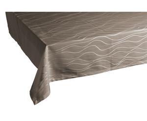 "Ubrus ""Cesano Taupe"", 140 x 180 cm"