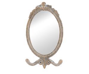 """Zrcadlo """"Helene"""", 3 x 12 x 21 cm"""