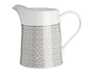 """Džbánek """"Grey elegance"""", 20 x 12 x 17 cm"""