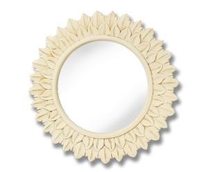 """Zrcadlo """"Aliénor"""", Ø 80, tl. 2,2 cm"""