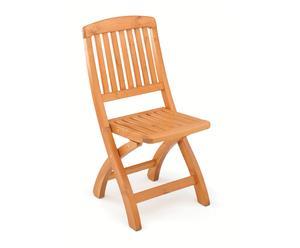 "Skládací židle ""Amelia Honey"", 60 x 47 x 91 cm"