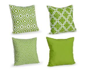 """Sada 4 polštářů """"Cushion II"""", 50 x 50 cm"""