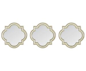 "Sada 3 zrcadel ""Glam"""