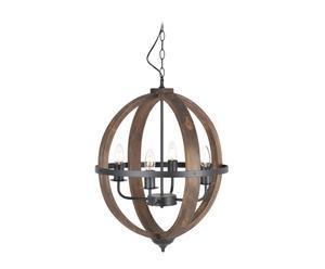 """Závěsné svítidlo """"Brice"""", Ø 44, výš. 117 cm"""