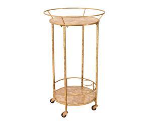 """Servírovací stolek """"Aude"""", Ø 46, výš. 79 cm"""