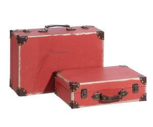 "Sada 2 kufrů ""Tegwen II"", 29 x 42 x 16 cm"