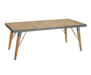 "Konferenční stolek ""Felipa II"", 60 x 120 x 46 cm"