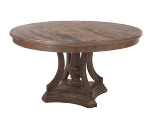 """Jídelní stůl """"Gannat"""", Ø 150, výš. 80 cm"""