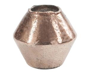 """Svícen """"Colonial Gold"""", Ø 11, výš. 9 cm"""