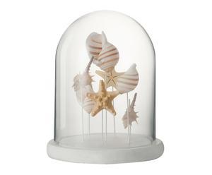 """Dekorace """"Shells"""", Ø 23, výš. 28 cm"""