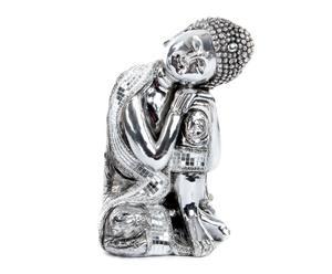 """Dekorace """"Buddha II"""", 13 x 15 x 22 cm"""
