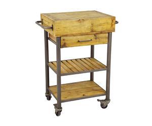 """Barový stolek """"Natural"""", 50 x 81 x 100 cm"""