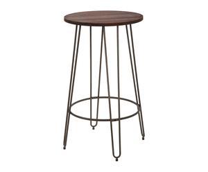 """Barový stolek """"Detroit"""", Ø 60, výš. 105 cm"""