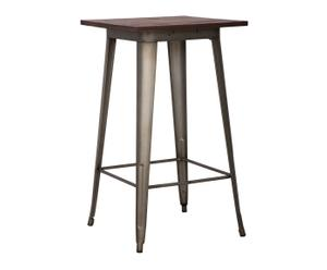 "Barový stolek ""Factory"", 60 x 60 x 105 cm"