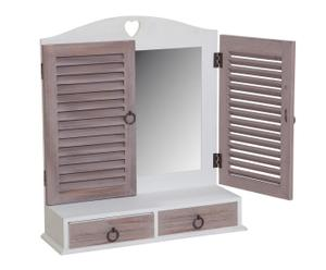"Nástěnná skříňka ""Lind"", 18 x 55 x 60 cm"