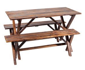 "Sada zahradního nábytku ""Wood"""