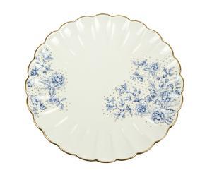 """Dezertní talíř """"Bonnie"""", Ø 19, výš. 2 cm"""