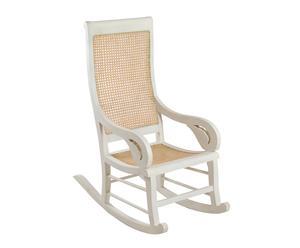 """Krzeszło bujane """"Bonita"""", 100 x 48 x 115 cm"""