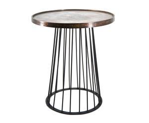 """Konferenční stolek """"Jolene"""", Ø 44, výš. 50 cm"""