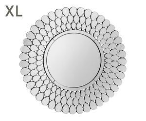 """Nástěnné zrcadlo """"Sellena"""", Ø 100, tl. 3 cm"""